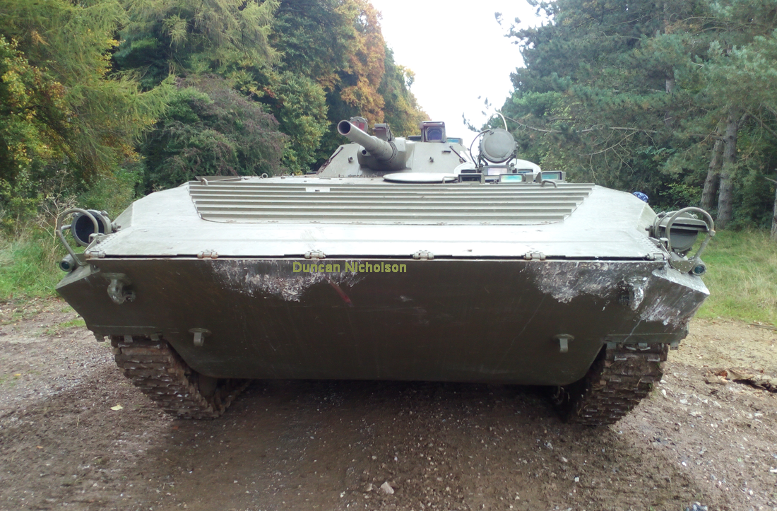 BMP1 APC for sale or hire