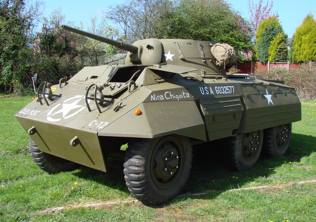 Armored Car For Sale >> M8 Greyhound Armoured Car For Sale